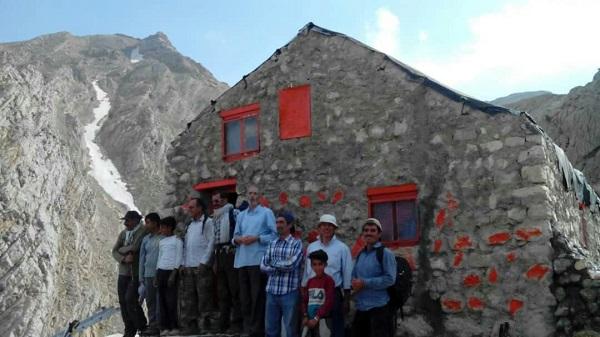 پناهگاه ها و جانپناه های ایران | عاشقان طبیعت ایران | جانپناه های کوهستانی