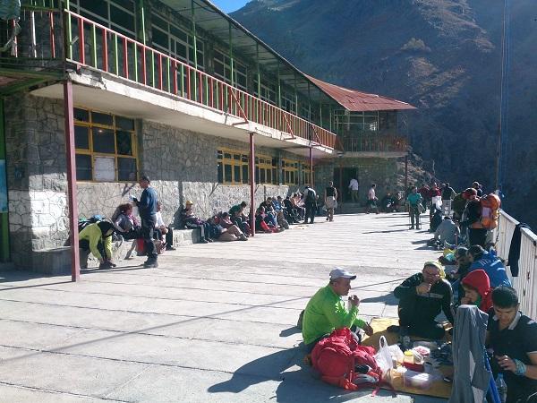 پناهگاه ها و جانپناه های ایران   عاشقان طبیعت ایران   جانپناه های کوهستانی
