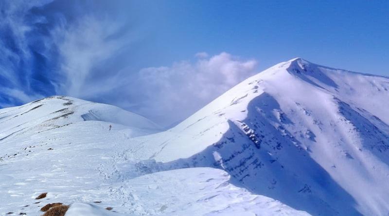 قلل ناز و کهار | عاشقان طبیعت ایران | صعود به قلل ناز و کهار