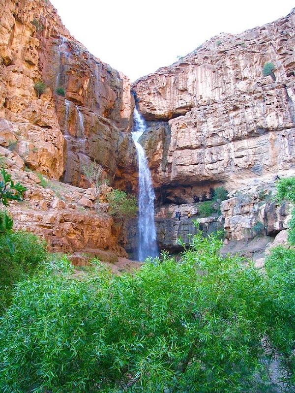 پراکنش آبشارهای ایران | عاشقان طبیعت ایران | نقشه آبشارهای ایران