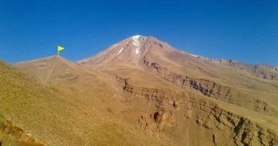 قله کرنا | عاشقان طبیعت ایران | قله کرنا کجاست | صعود به قله کرنا