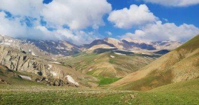 خط الرأس دوخواهران | عاشقان طبیعت ایران | صعود به قلل دوخواهران
