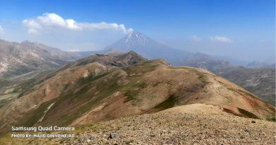 قله گونکچال | عاشقان طبیعت ایران | خط الرأس گاوینکچال