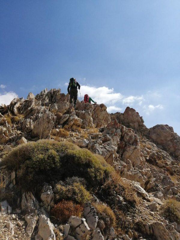 آسمانکوه | عاشقان طبیعت ایران | صعود به قله آسمانکوه دشت لار البرز مرکزی
