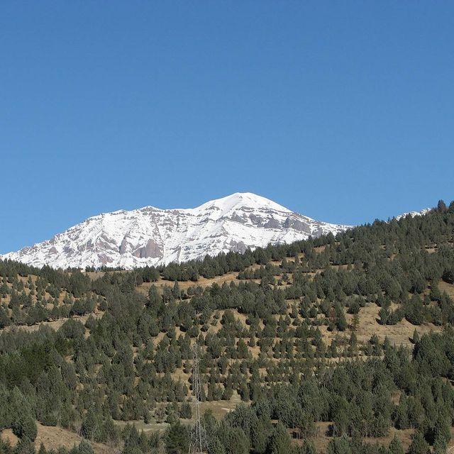 قله مهرچال   عاشقان طبیعت ایران   صعود به قله مهرچال از روستای امامه